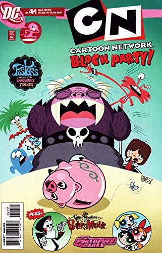 Cartoon Network Block Party: Vol 9 Adventure Cartoon Comics Books For Kids, Boys , Girls , Fans , Adults