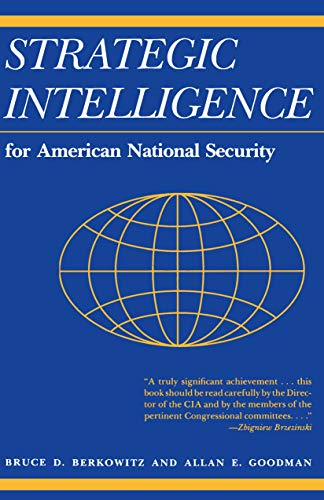 Strategic Intelligence for American National Security: Updated Edition (English Edition)