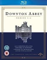 Downton Abbey-Series 1-4 [Blu-ray] [Import]