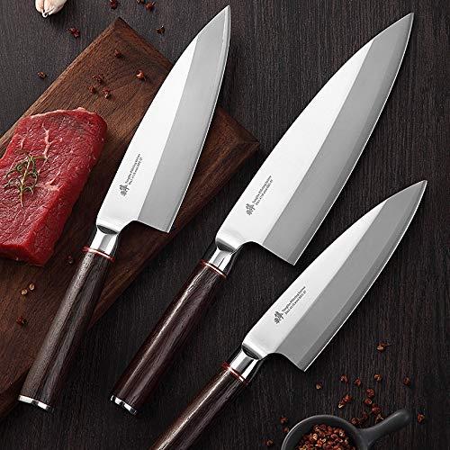 Best Quality Kitchen Knives Japanese Deba Fish head knife Salmon knife Sashimi Sushi Cooking Filleting Knives Sushi Cleaver Salmon Slicing Petty Peeling