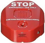 Safety Technology International, Inc. STI-6200 Fire Extinguisher Theft Stopper, Alarm Helps Prevent Misuse