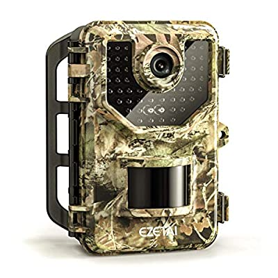 1520P Trail Camera, 20MP HD Wildlife Monitoring...