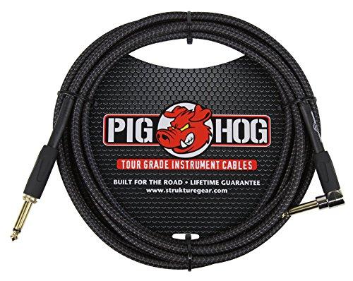 Pig Hog PC-H10BKR 1/4