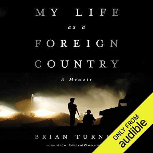 My Life as a Foreign Country audiobook cover art