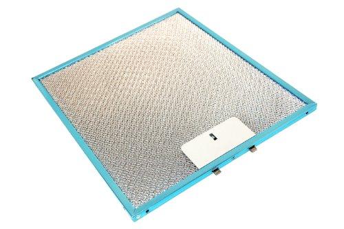 Smeg Dunstabzugshaube aus Metall Fettfilter Teilenummer des Herstellers: 053410339