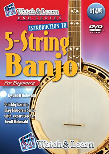 Introduction to 5 String Banjo DVD