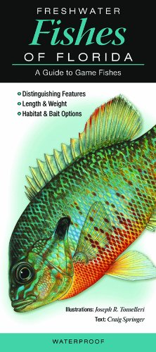 Freshwater Fishes of Florida: A Guide to Game Fishes (Quick Reference Guides)