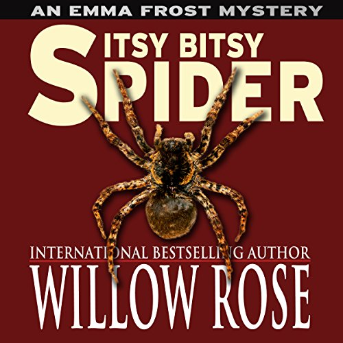 Itsy Bitsy Spider audiobook cover art