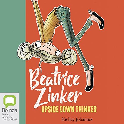 Beatrice Zinker, Upside Down Thinker cover art