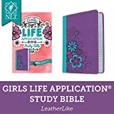 Best Bible For Teens - Tyndale NLT Girls Life Application Study Bible, TuTone Review