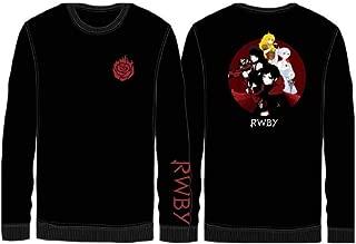 Long Sleeve RWBY Anime Characters T-Shirt