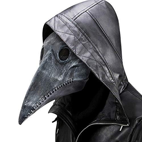molezu Máscara de Doctor de Peste Máscara de Pico de pá