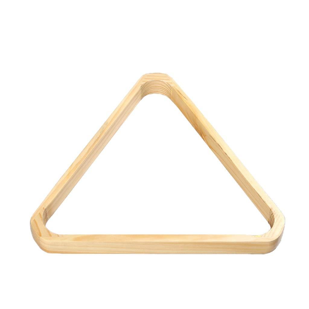 WXS Triángulo de Billar 2 1/16 Pulgadas (52.5mm) Bola 15 Madera ...