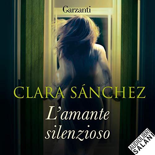 L'amante silenzioso audiobook cover art