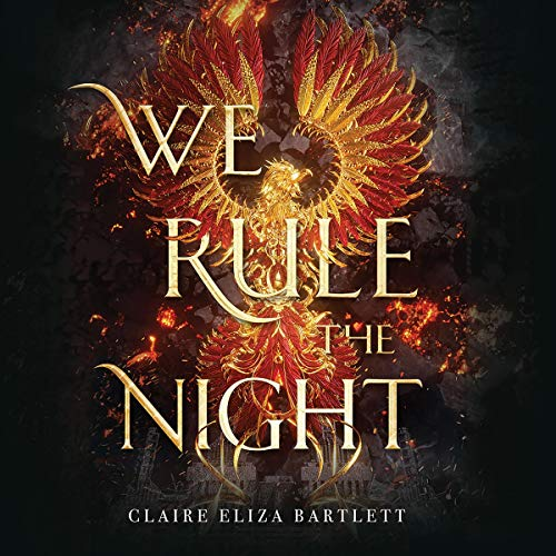 We Rule the Night audiobook cover art