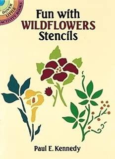 Fun With Wildflowers Stencils (Dover Stencils)