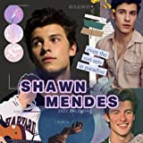 Shawn Mendes Calendar 2022: Shawn Mendes 2022 Planner with Monthly Tabs and Notes Section, Shawn Mendes Monthly Square Calendar with 18 Exclusive Photos