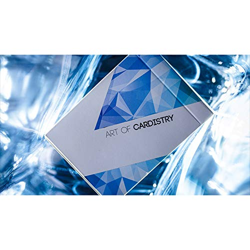 USPC Carte Frozen Art of Cardistry Playing Cards