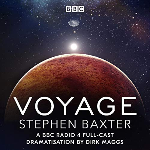 Voyage audiobook cover art