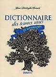 Dictionnaire des termes rares et littéraires