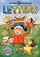Learning Treehouse: Pre School Series - Letters [DVD]