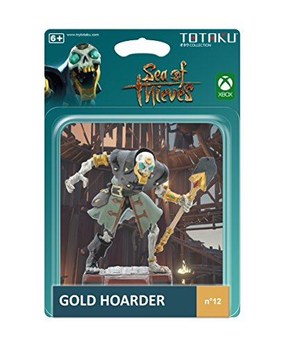 Totaku Figure Sea of Thieves Gold Hoarder nº12 10cm