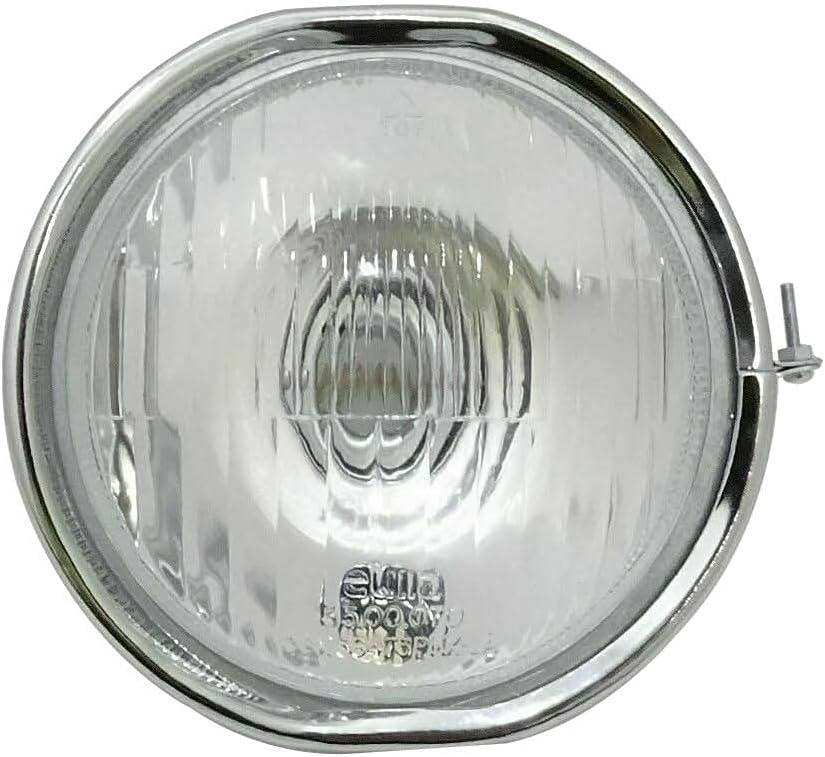 AEspares Vespa Head Light Lamp With 125 GT Holder Sacramento Mall GTR Super unisex Prim