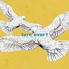 Mr.Children「turn over?」の歌詞を収録したCDジャケット画像