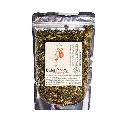 Modest Earth Baby Maker Tea | 100% …