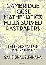 Best cambridge mathematics past papers Reviews