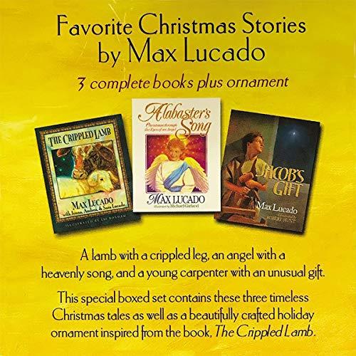 The Max Lucado Christmas Collection cover art