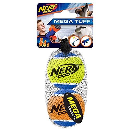Nerf Dog Mega Stärke Tennisbälle Spielzeug,