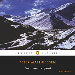 The Snow Leopard audiobook cover art