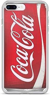iPhone 7 Plus/8 Plus Pure Clear Case Cases Cover coca-cola can