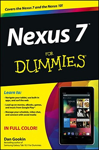 Nexus 7 for Dummies