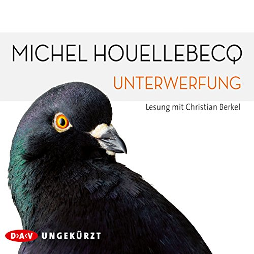 Unterwerfung audiobook cover art