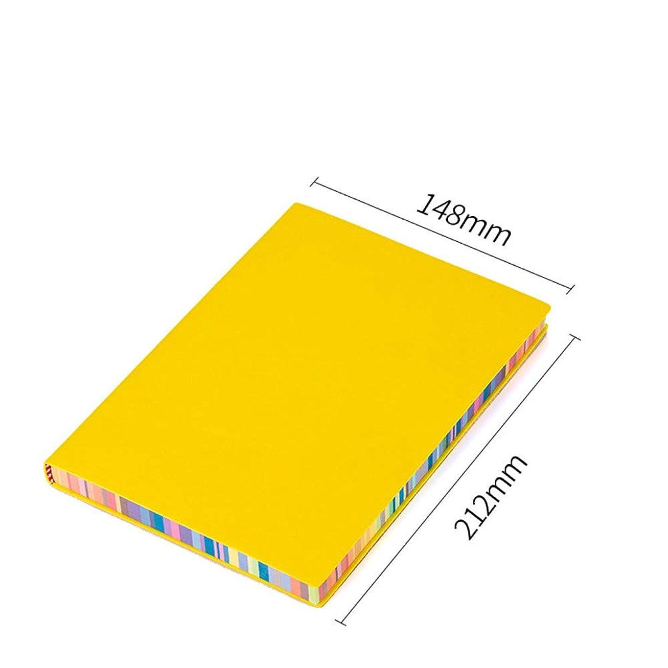 高品質厚紙エグゼクティブポケットノート - ソフトカバーA5ルールノート240ページハードカバーノート - 裏地|新しいデザイン(3パック)A5(148 * 212 MM)