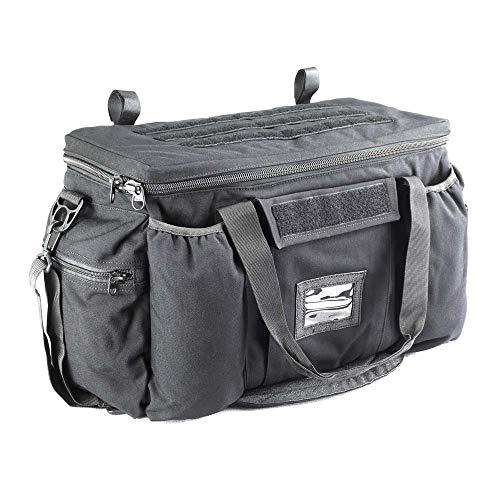 Einsatztasche für Polizei Security Taktische Mehrzwecktasche Range Bag mit Molle Sporttasche Reisetasche