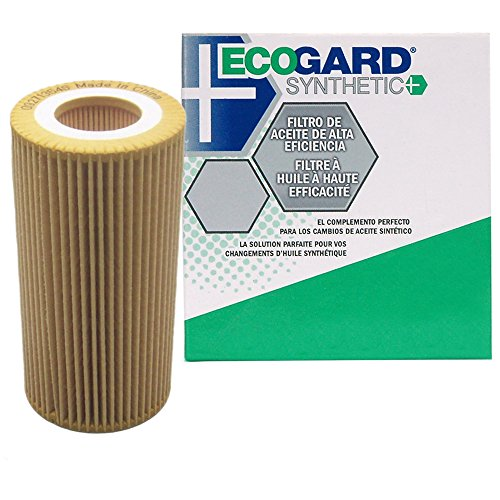 Ecogard Premium Cartridge Engine Filter