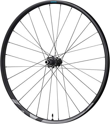 Shimano - Ruote per bicicletta XT M8100, 29', 12/148 mm, per adulti, unisex, colore: nero