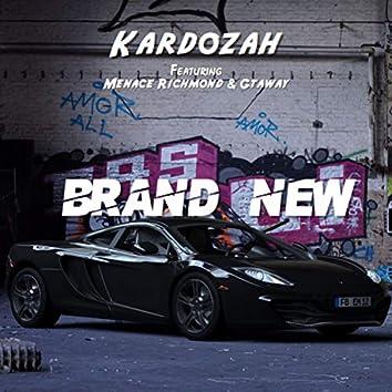 Brand New (feat. Gtaway & MenaceRichmond)