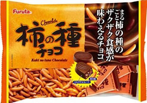 フルタ製菓 柿の種チョコ 183g×8袋