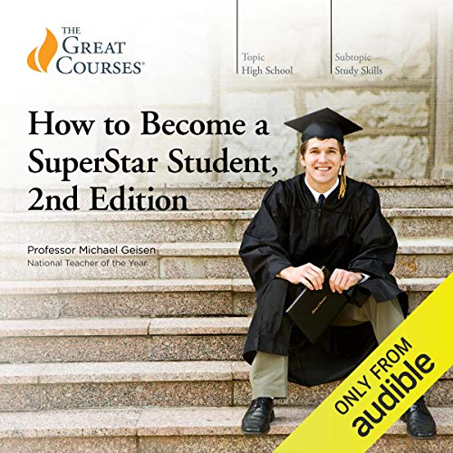 How to Become a SuperStar Student, 2nd Edition Titelbild