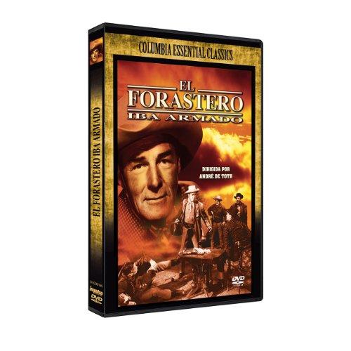 El Forastero Iba Armado [DVD]