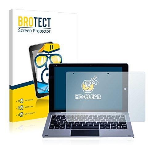 BROTECT Schutzfolie kompatibel mit Chuwi HiBook (2 Stück) klare Displayschutz-Folie