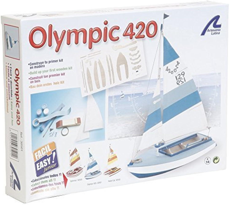 hasta un 70% de descuento Easy Junior Olympic Sailboat 1-35 Artesania Latina Latina Latina by Unknown  promocionales de incentivo