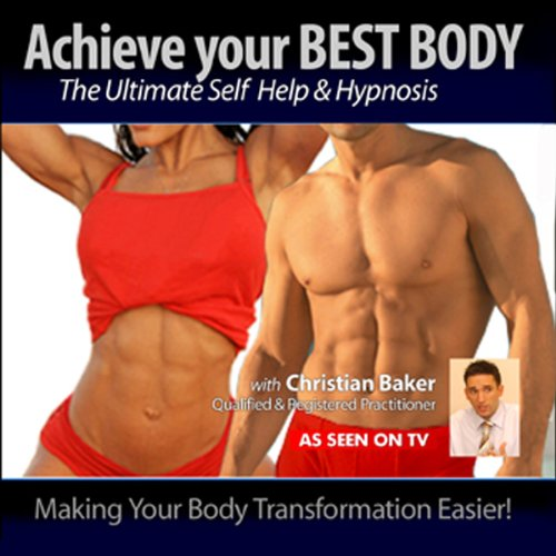 Achieve Your Best Body audiobook cover art