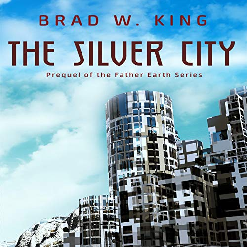 Couverture de The Silver City
