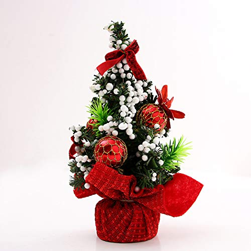 MYYXGS Adornos de Navidad para árbol de Navidad, 2 unidades