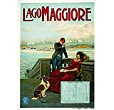 Jinliushi Lago Maggiore Travel Italy Landschaftsbild